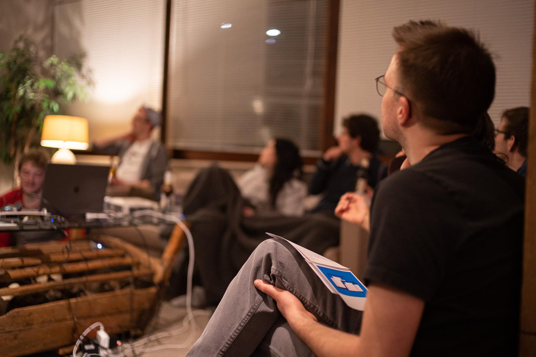 Pitch für Barcamp auf Sandstorm Retreat 2020