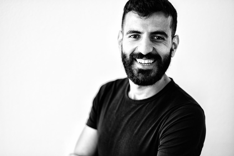 Portrait von Mahmoud